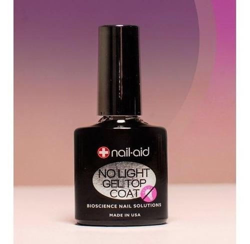 nail-aid - no light gel top coat
