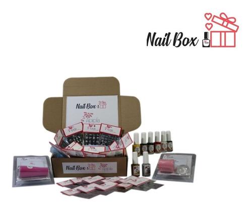 nail box apipila coleção l - a oportunidade do ano-