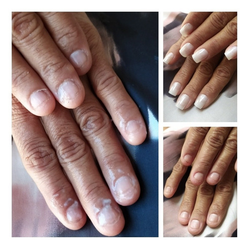 nail designer é manicure pedicure
