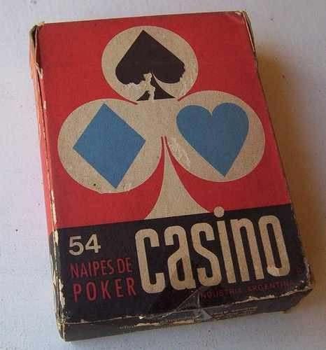 naipes de poker casino,justo rodero e hijos.