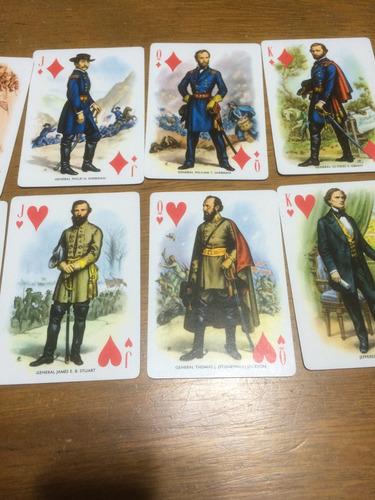 naipes fournier de 54 cartas , impecables , canasta o poker