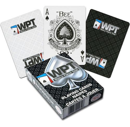 naipes poker wpt - torneo mundial