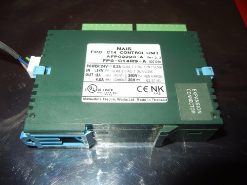 nais fp0-c14rs plc