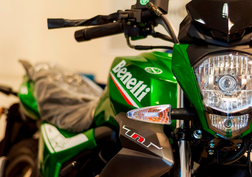 naked 150 tnt benelli