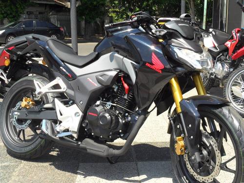 naked motos honda 190