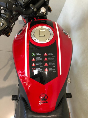 naked motos zanella 150