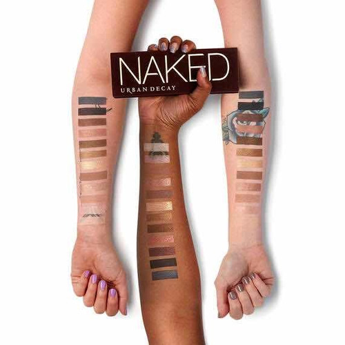 naked original palette de urban decay