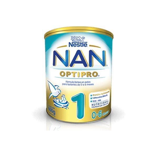 Nan Optipro 1 Lata X 400g Nestlé Oficial -   328 5a9889a220014