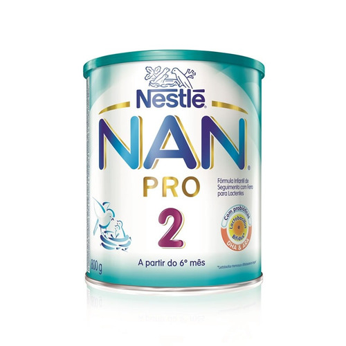 nan2 pro 800 grama cada
