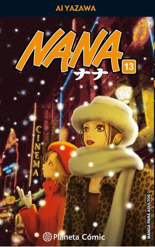 nana n¿ 13/21 (nueva edici¿n)(libro shojo (amistad - amor))