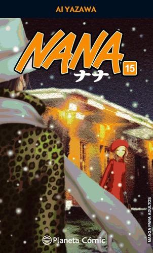 nana n¿ 15/21 (nueva edici¿n)(libro shojo (amistad - amor))