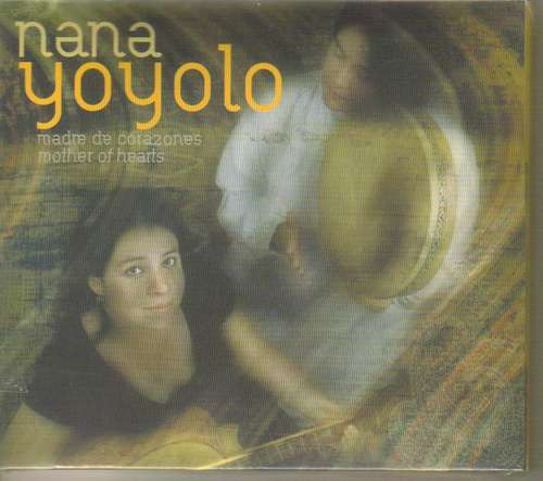 nana yoyolo - madre de corazones ( cantates mexicanas ) cd
