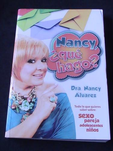 nancy que hago