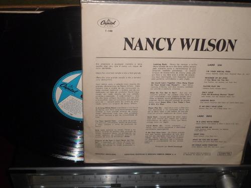 nancy wilson - i'm your special fool
