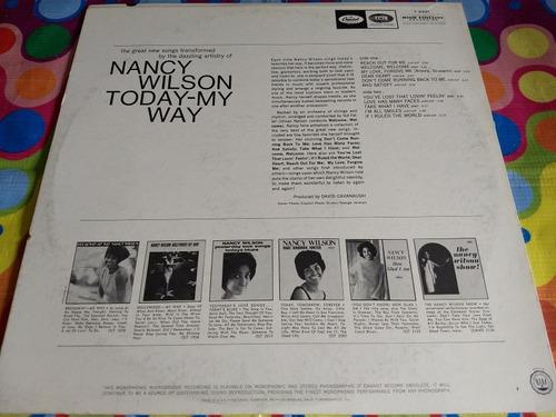 nancy wilson lp today my way