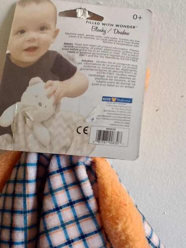 naninha, doudou, com mordedor( veja foto) kids preferred