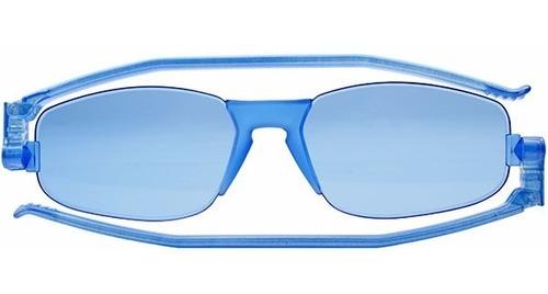 nannini compact óculos sol solemio - angel blue