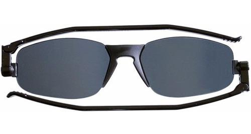 nannini compact óculos sol solemio - preto com lente cinza