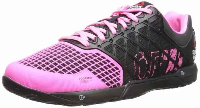 7a8d70cfa61 Nano 4.0 Reebok Crossfit Feminino Black electro Pink - R  570