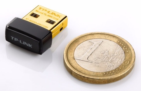 nano adaptador usb wireless n150mbps tp link micro tl-wn725n