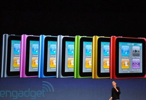 nano nano ipod
