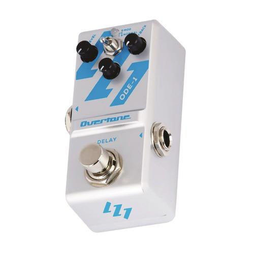 nano pedal de guitarra delay overtone ode 1
