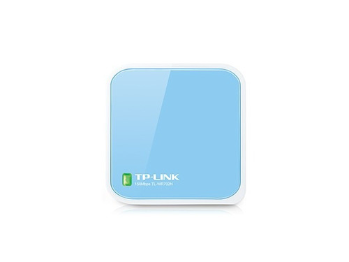 nano router wifi tp-link tl-wr702n mini portatil inalambrico