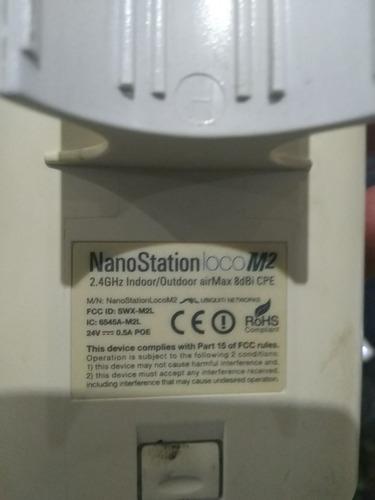 nano station loco m2