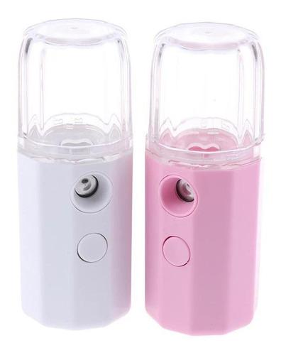 nano vaporizador de agua hidratante facial recargable