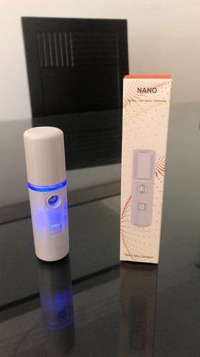 nano vaporizador protector desinfectante a base de alcohol