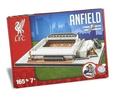 nanostad liverpool anfield stadium 3d puzzle