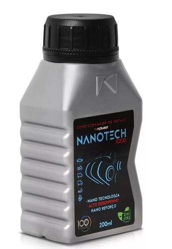 nanotech 1000 condicionador de metais koube