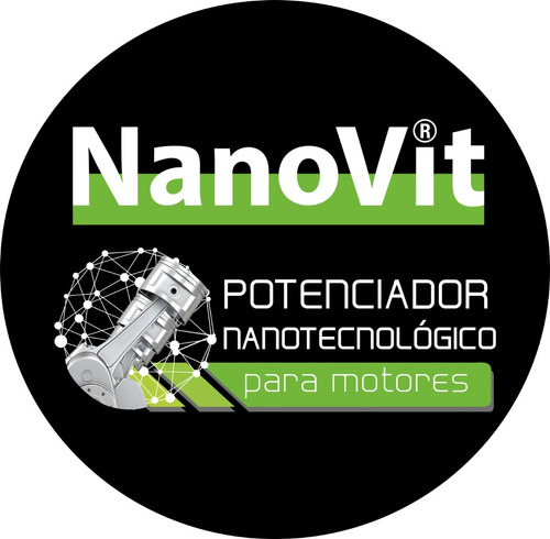 nanovit potenciador nanotecnológico para motores 6 cilindros