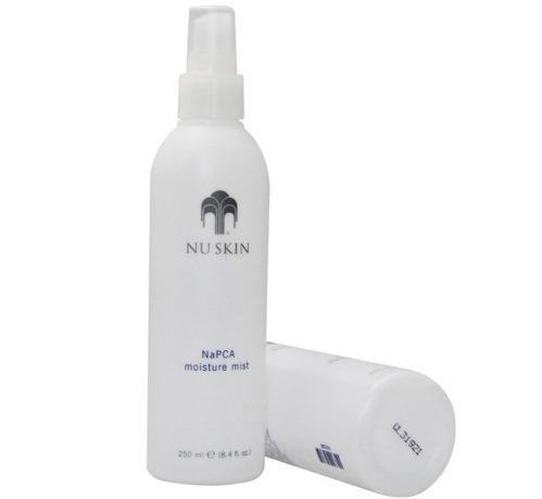 napca moisture mist humectante spray- nuskin nu skin ageloc