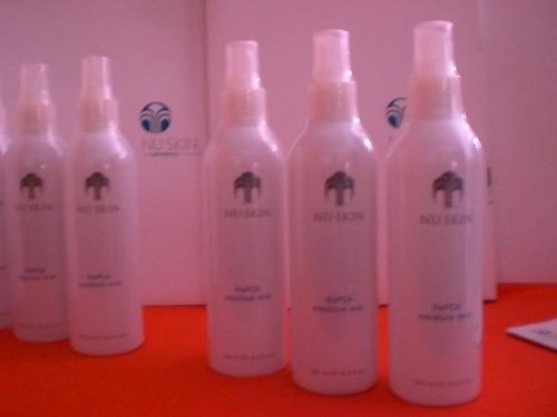 napca splash mist nu skin(hidratación corporal y capilar)