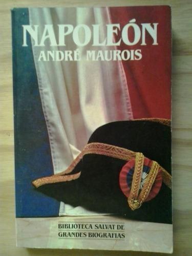 napoleón andré maurois salvat
