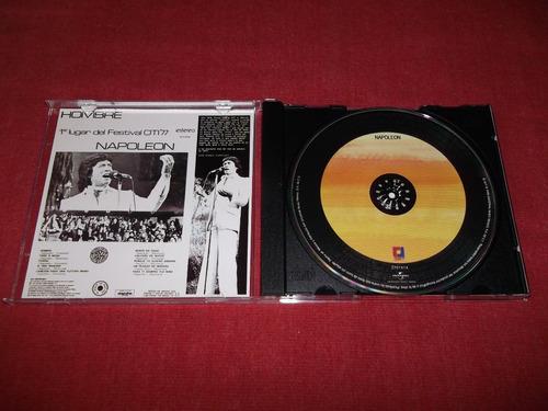 napoleon - hombre cd nac ed 2009 mdisk