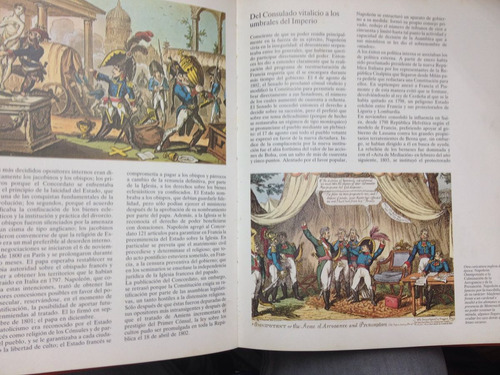 napoleon - luigi roma - circulo de lectores - 1980
