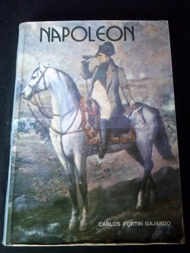 napoleon por carlos fortin gajardo