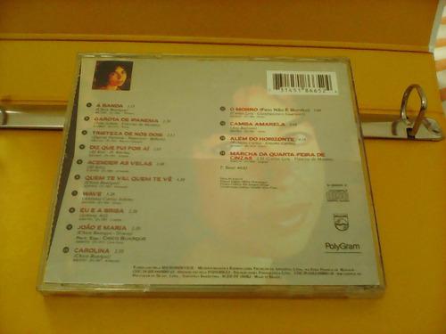 nara leão - minha historia - cd