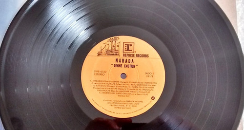 narada 1988 lp divine emotion hecho en mexico