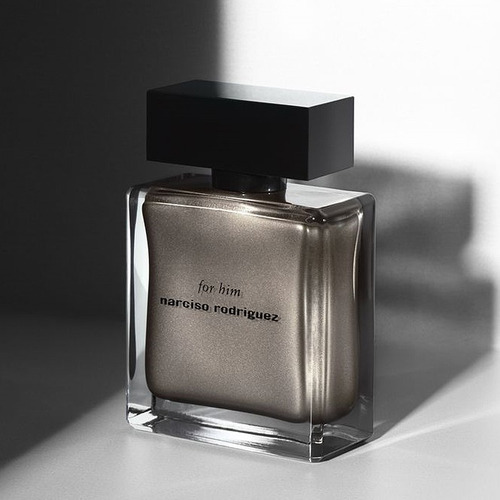narciso rodriguez eau parfum for him 100ml original lacrado!