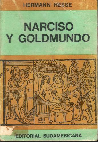 narciso y goldmundo hermann hesse