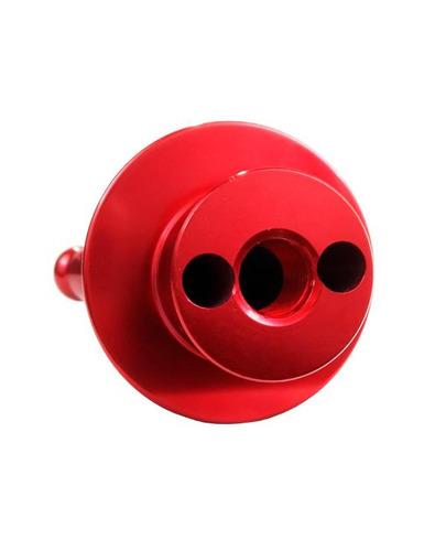 narguile stem gods of hookah mini cronos vermelho