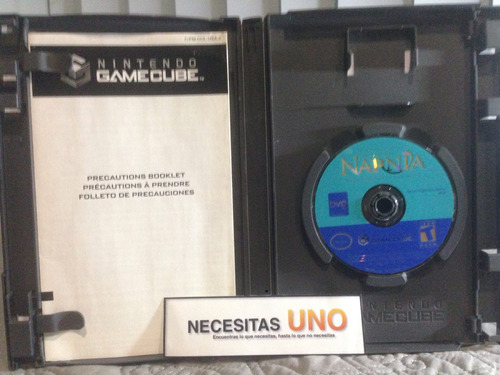 narnia  the lion, the witch  - gamecube