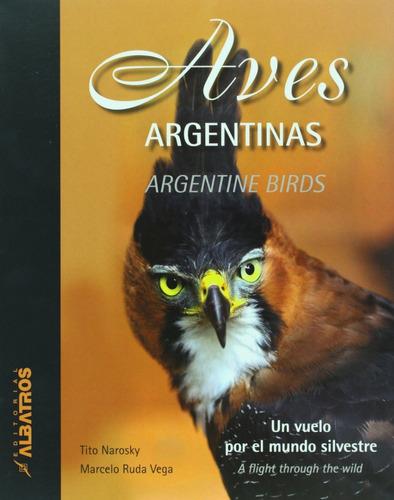 narosky: aves argentinas - argentine birds