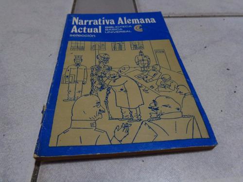 narrativa alemana actual - seleccion