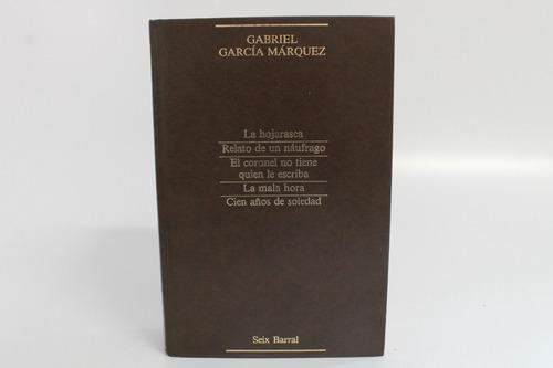 narrativa completa de gabriel garcía márquez