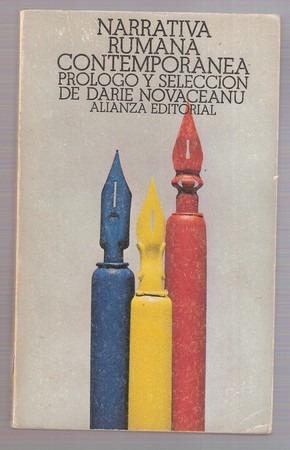 narrativa rumana contemporánea selec. darie novaceanu