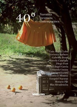narrativa tucumana contemporánea. aa.vv.